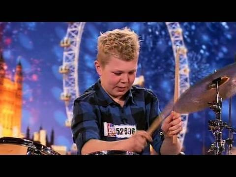 Kieran Gaffney - Britain's Got Talent 2010 - Auditions Week 1