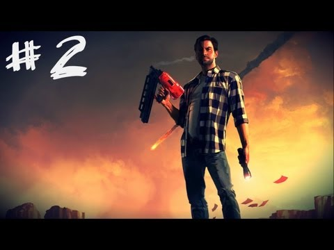 Alan Wake's American Nightmare - Gameplay Walkthrough - Part 2 - Observatory (Xbox 360)