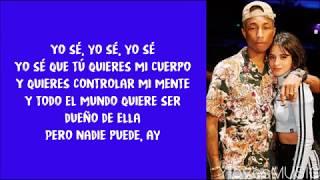 Download Lagu Pharrell Williams ft. Camila Cabello - Sangria Wine (Lyrics) Gratis STAFABAND