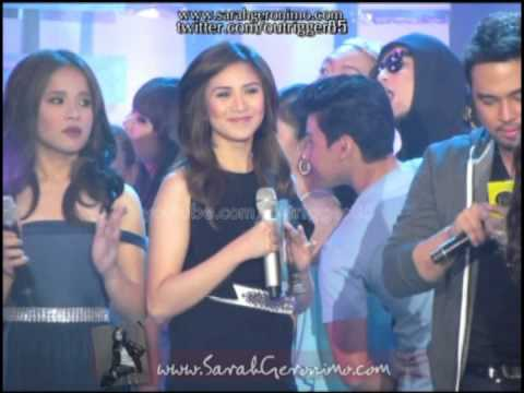 Sarah Geronimo - Closing [selfies With Sarah G Day] Offcam (02mar14) video