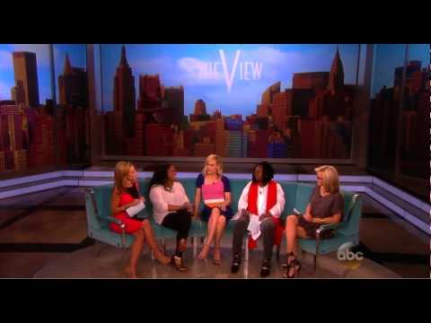 Taylor Schilling On The View