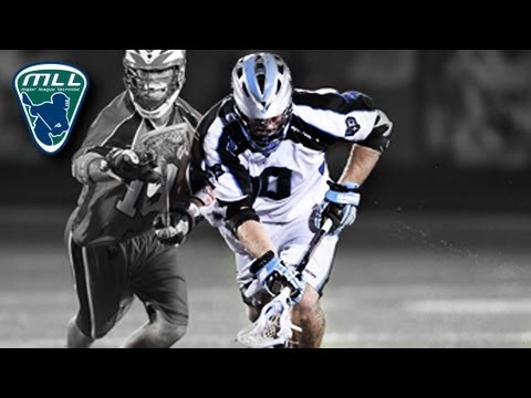 Eric O'Brien Awesome Diving Goal off Face-Off
