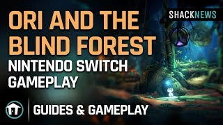 Ori and the Blind Forest - Nintendo Switch Gameplay