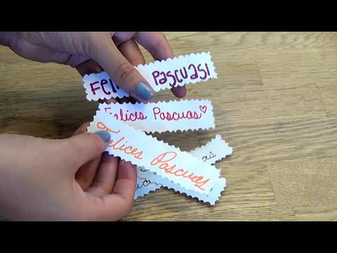 Miranda Ibañez - DIY: Decora huevos de pascua