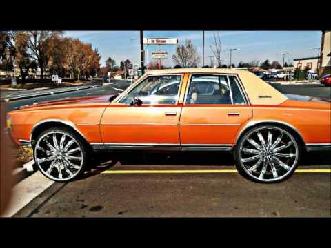 Box Chevy Donk Box Chevy Caprice Donk on