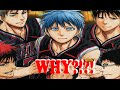 KUROKO'S BASKETBALL 黒子のバスケ IS ENDING!!!!!! - SO MUCH POTENTIAL WASTED!! - WHY?!?!?!?!?!