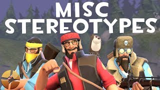 [TF2] Misc Stereotypes! Episode 9: The Sniper
