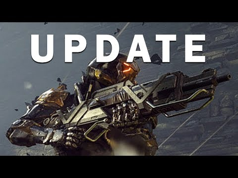 Anthem Update: OPEN WORLD SIZE! Social Space Info! EA Involvement!