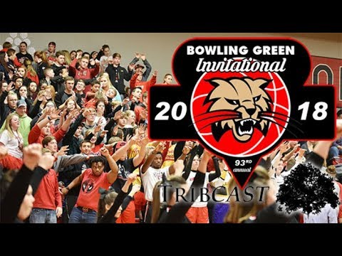 TribCast Basketball: 93rd Bowling Green Tournament Men's Opening Round
