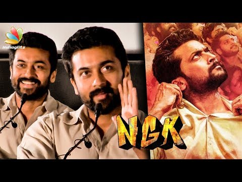 Why NGK Release is Postponed ? : Suriya Clarifies | Selvaraghavan Movie | Latest Speech