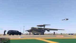 Amazing\ terrible plane Crash compilation(GTA 5 crazy moments)