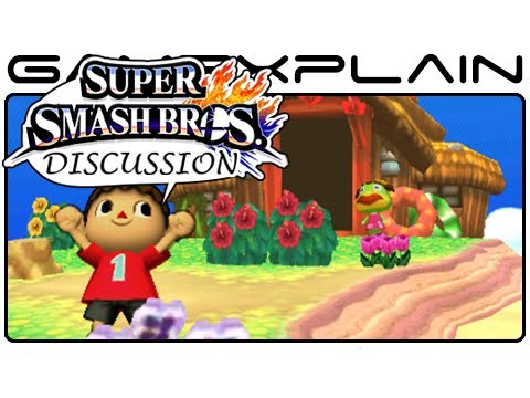 Super Smash Bros Update: New Leaf Stage, Kotake & Koume, Little Mac - Discussion (Wii U & 3DS)