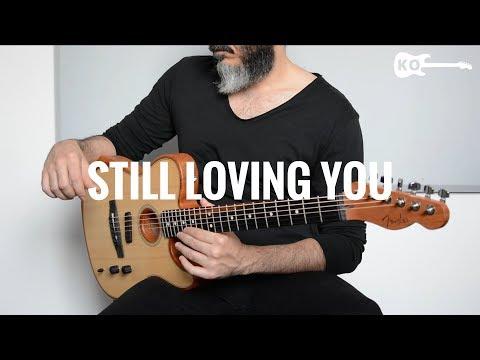Scorpions - Still loving You - Guitar Cover by Kfir Ochaion