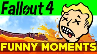Fallout 4 Funny Moments - EP.3 (FO4 Funny Moments, Mods, Fails, Kills, Fallout 4 Funtage)