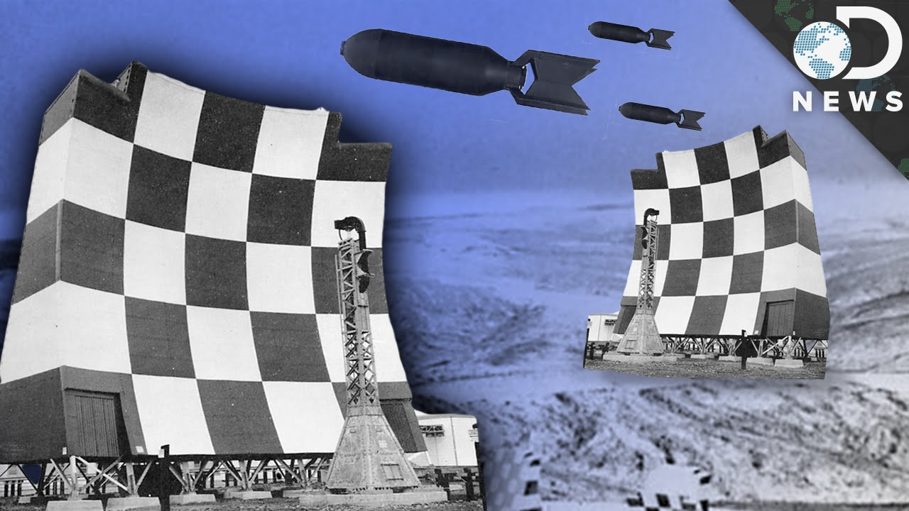 The Crazy Tech Behind America's Arctic Missile Defense
