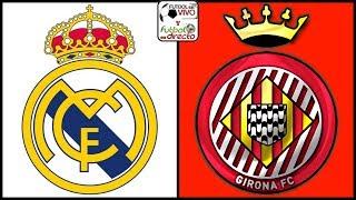 ⚽ REAL MADRID VS GIRONA EN VIVO ⚽ LALIGA SANTANDER   RESULTADO FINAL 1 - 2