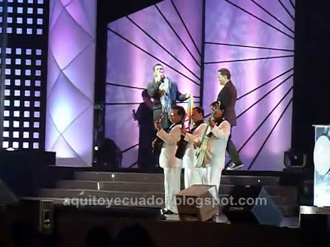 Popurrí Juan Fernando Velasco - Miss Ecuador 2010