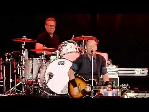 shackled&drawn ( pinkpop 2012 ) bruce springsteen
