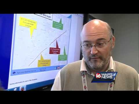 FEMA assesses tornado damage