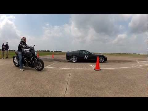 TSS - Texas Invitational  2012: BHT Protomotive Porsche 996 Turbo vs.