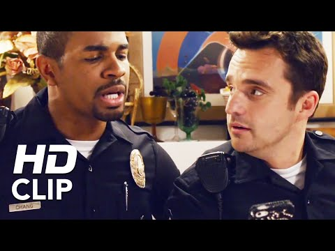 Let's Be Cops | 'Controlling The Situation' | Clip HD