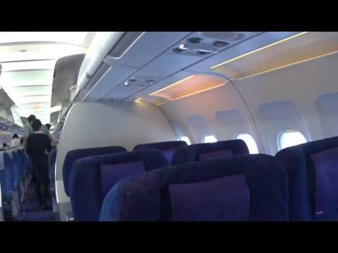 飛行機に乗るよ! 復興航空 TransAsia Airways 関西 KIX - TPE 台北桃園 GE601,GE604 Now Boarding