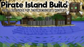 Minecraft - Pirate Island | Entry To TheRedEng
