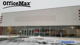 Abandoned OfficeMax Robinson Township, Pa