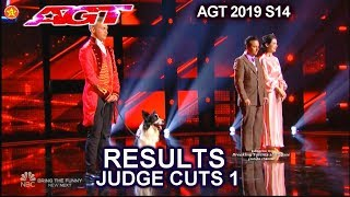 RESULTS JUDGE CUTS Week 1 Who Advanced to Live Show? America's Got Talent 2019 Judge Cuts AGT