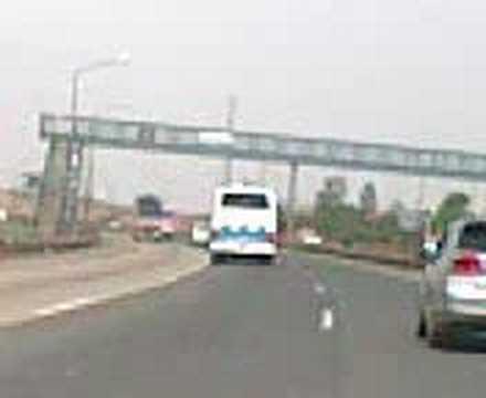 Pakistan daewoo rash driving