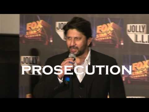 Jolly LLB Theatrical Trailer Review  | Latest Bollywood Hindi Movie - Arshad Warsi and Boman Irani