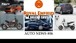 Auto News #06   Quick   BMW Motorrad    Honda   Kia   Benelli #trending #bikes #cars