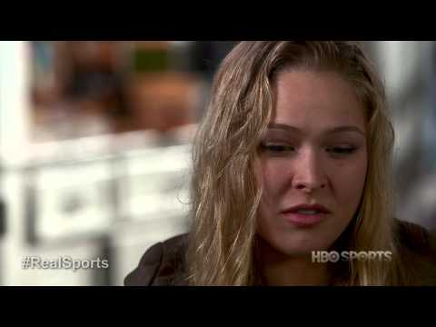 Ronda Rousey's not-so-great Olympic experience: Real Sports Web Extra #2 (Feb 2013)
