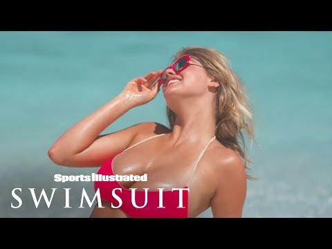 Kate Upton Like You've Never Seen Her Before!!! Swim Daily Exclusive video