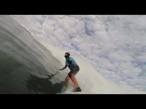 Peaking: Big Wave Surfer Peter Mel's Perspective at Mavericks