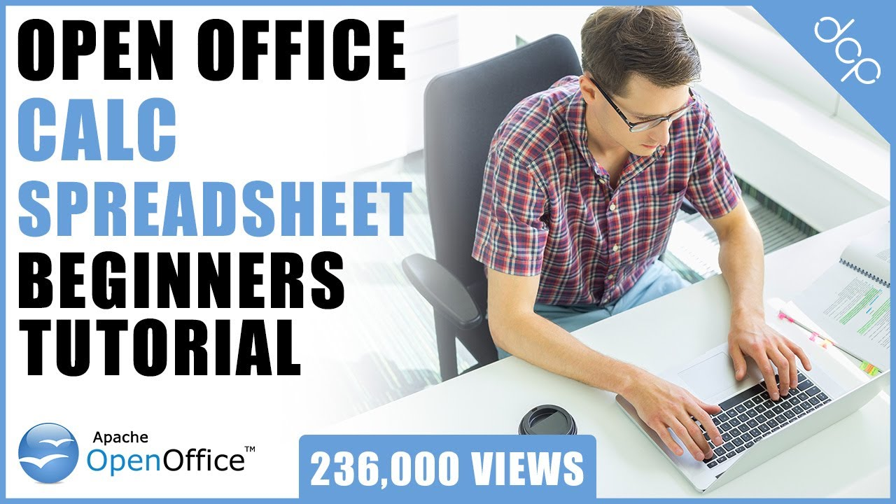 Open office 4 calc spreadsheet beginners tutorial dcp for Open office calc templates