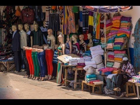Albert Market, The Gambia