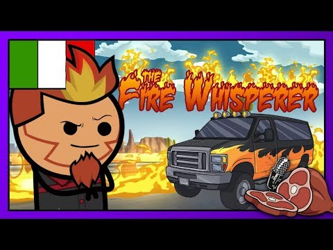 Addestratore Di Fiamme (Fire Whisperer) - Cyanide & Happiness ITA - FRB