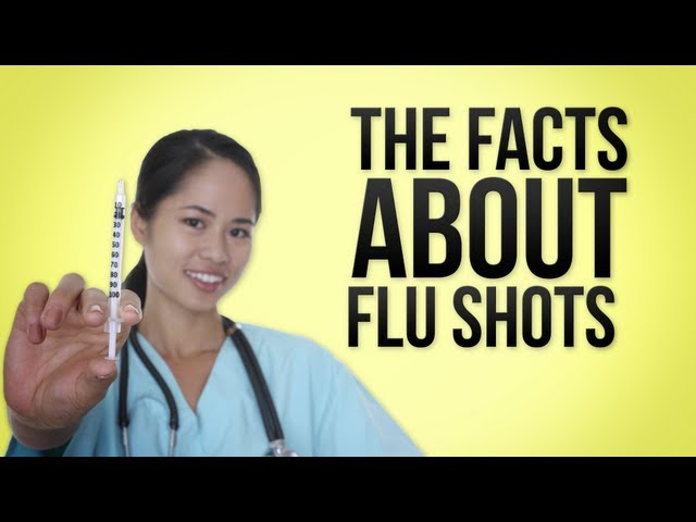 Health Decoder - The Facts About Flu Shots