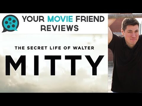 The Secret Life of Walter Mitty (Your Movie Friend Review)