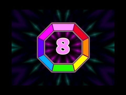 One to Eight (Kinda Program English) binaural beats and training video