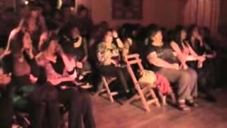 2012 09 22  Noche  de Tango en G Bourg  2da  parte