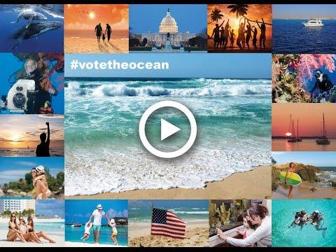 #VoteTheOcean