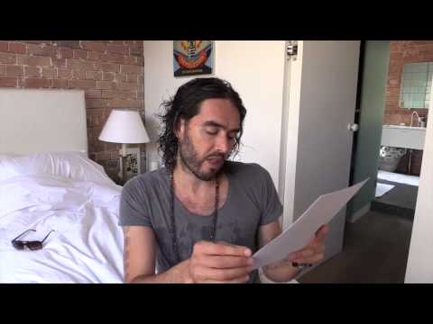 Welcome To The Sean Hannity School Of Bullying: Russell Brand The Trews (E130)
