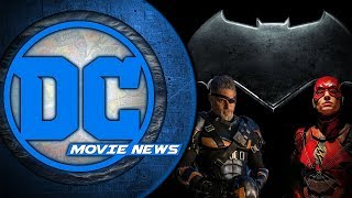 Updates on The Batman & Deathstroke, and Flashpoint not Flashpoint? - DC Movie News