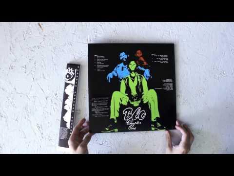 Blo - Chapter One  Mr Bongo Gatefold Vinyl LP &  Re-issue