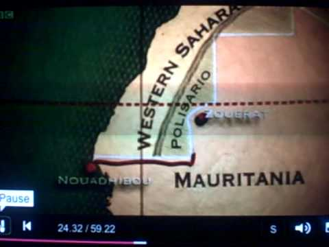 Tropic of Cancer episode 2 ;:; Tuna (Mauritania part) and Longest train in Africa