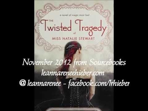 Official Book Trailer: THE TWISTED TRAGEDY OF MISS NATALIE STEWART