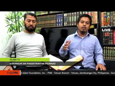 Susungun sin Pagda'wah ha Pilipinas - Dr. Ibrahim Al-Muhanna (Arabic/Tausug)