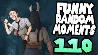 Dead by Daylight funny random moments montage 110